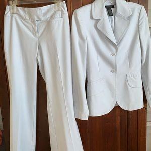 Women light blue Buisness suit